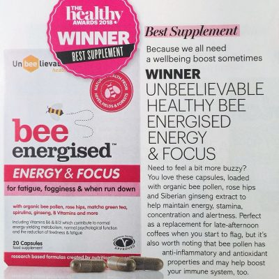best award healthy mag pr