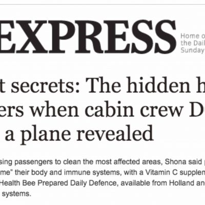 express pr flight secrets immune no pic