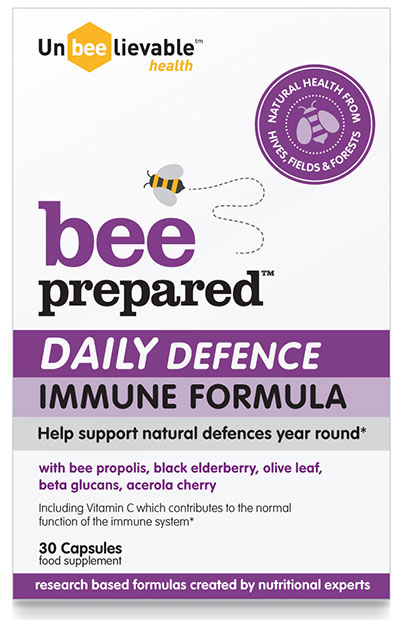 Bee Prepared Daily