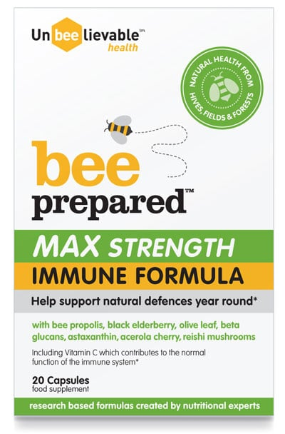 Bee Prepared Max Strength